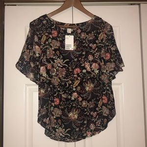 Blouse from H&M